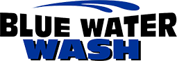 Blue Water Wash Logo